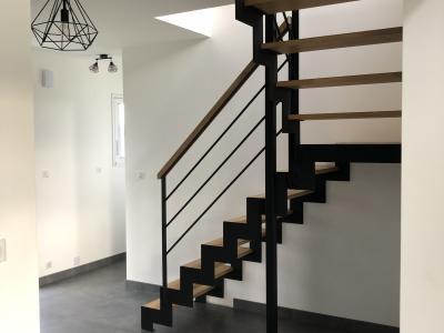 Escalier épuré