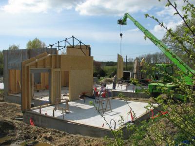Maison bois en Loire-Atlantique