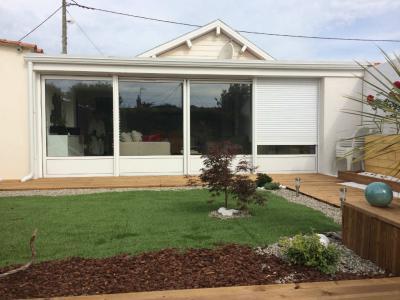 Extension de maison à la Bernerie (44)